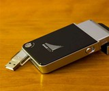 USB Travel Razor