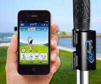 SwingTIP & Live MobiCoach Golf Lesson