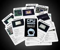 CPU Wars Card Game