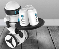 MiP Smartphone-Controlled Robot
