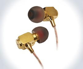 100% Copper Audio Blast Earbuds