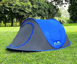 Arctic Monsoon Instant Pop Up Tent