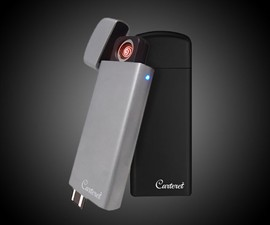 Carteret Flameless USB Lighter