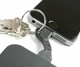 ChargeKey - Key-Sized Charging Cable