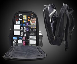 "Cocoon SLIM XL 17"" Tech Backpack"