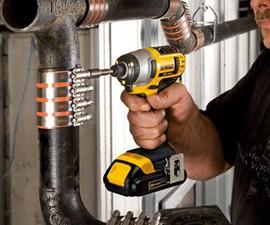 DeWalt Hammer Drill & Impact Driver Kit