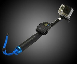Extendable Pole for GoPro