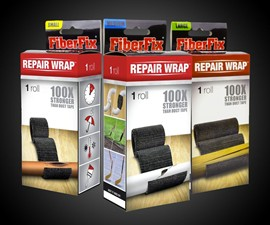 FiberFix Repair Wrap: 3-Roll Bundle