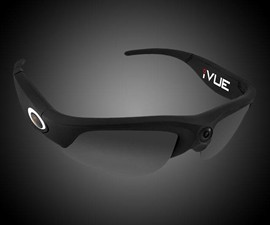 iVUE Crossfire Photo & Video Glasses