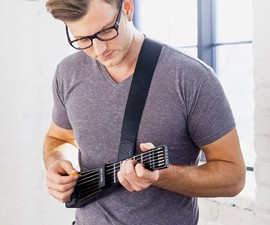 Jamstick Wireless Smart Guitar