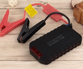 Kinkoo 10000mAh Jump Starter Power Bank
