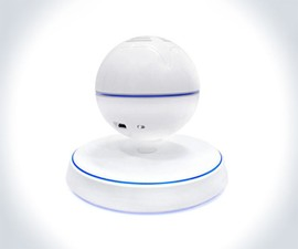 Levitating Bluetooth Orb Speaker
