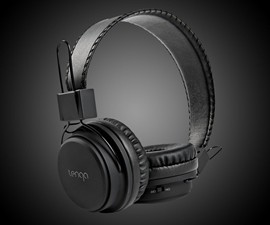 REMXD On-Ear Bluetooth Headphones