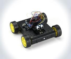 SainSmart DIY Arduino Robot Car