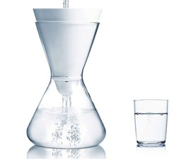 Soma Carafe & Sustainable Water Filter