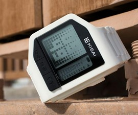 TokyoFlash Breathalyzer Watch