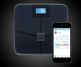 Wireless Body Composition Scale