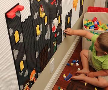 Brik LEGO-Compatible Wall Tiles