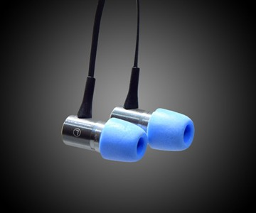 Airbuds Memory Foam Comfort Earbuds