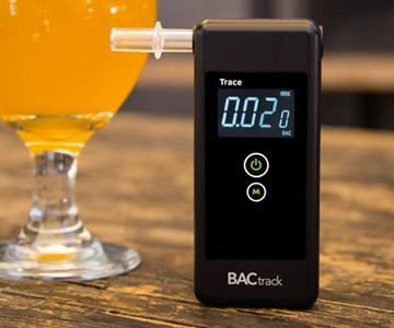 BACtrack Trace Pro Breathalyzer