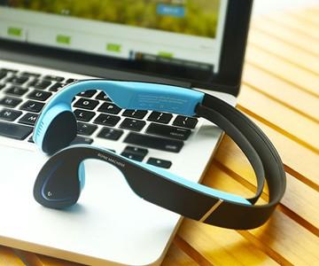 Bone Conduction Bluetooth Headphones