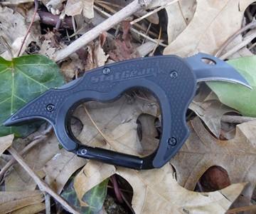 CaraClaw Carabiner Knife