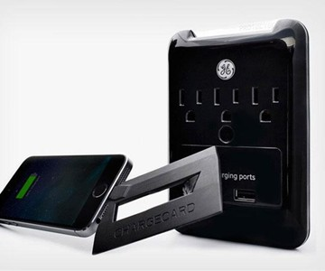 ChargeCard Wallet-Sized Charger