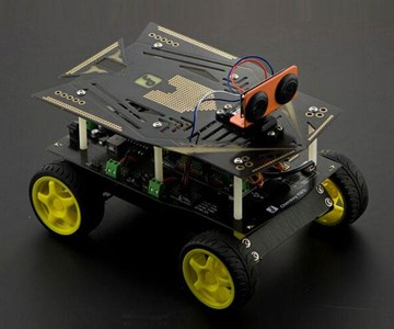 Cherokey 4WD Basic Arduino Robotics Kit
