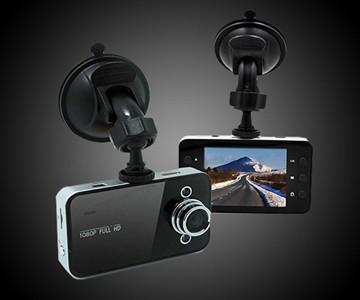DashCam Hi-Res Car Video Recorder & Camera