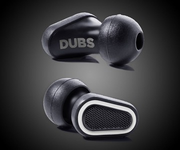 DUBS Advanced Tech Earplugs