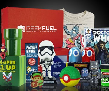 Geek Fuel Mega Pack