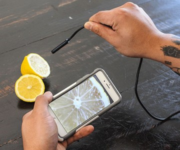 HD Waterproof Wireless Endoscopic Camera