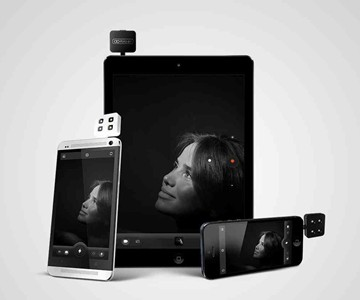 iBlazr Smartphone LED Flash & Flexible Charger