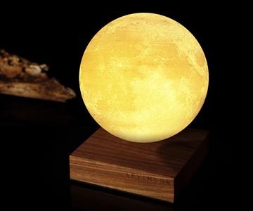 Levimoon - The World's First Levitating Moon Light