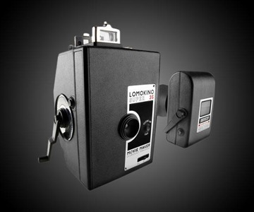 Lomography 35mm Film Camera & LomoKinoScope