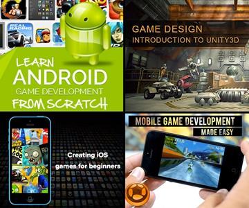 Mobile & Desktop Game Developer Bundle