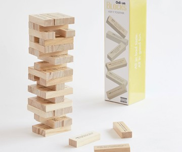 Odious Blocks Adult Party Game