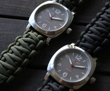 Paracord Watches