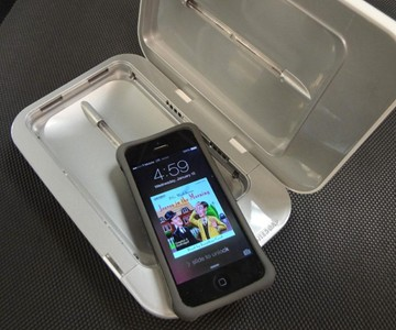 PhoneSoap Charger & Sanitizer