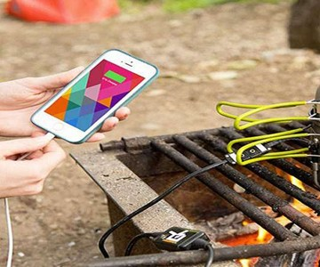 Power Pot Camping Cooker & Charger