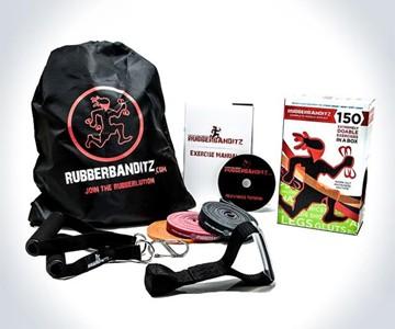 Rubberbanditz Gym in a Bag