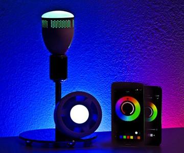 Supersized ilumi Smartbulb