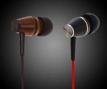XTC Wood Earbuds