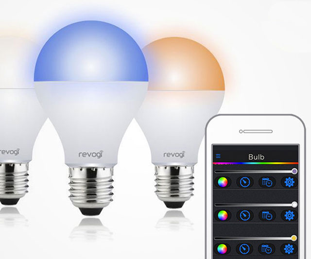 Revogi Smart Color Led Light Bulb Dudeiwantthat Com