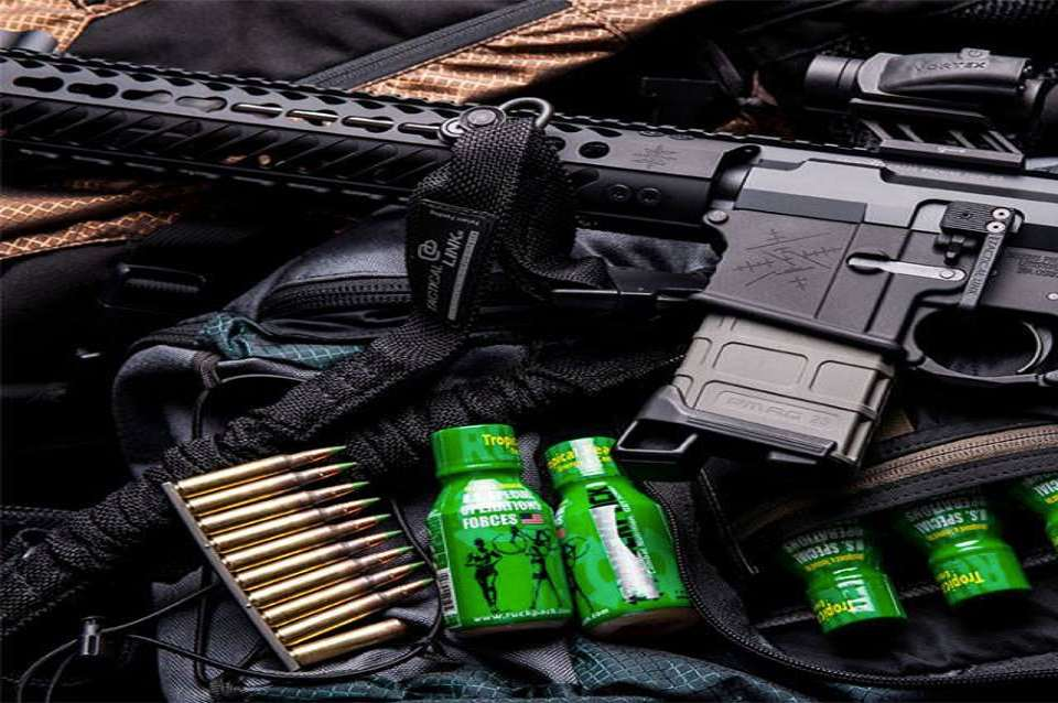 Ruckpack Combat Tested Energy Drink Dudeiwantthat Com