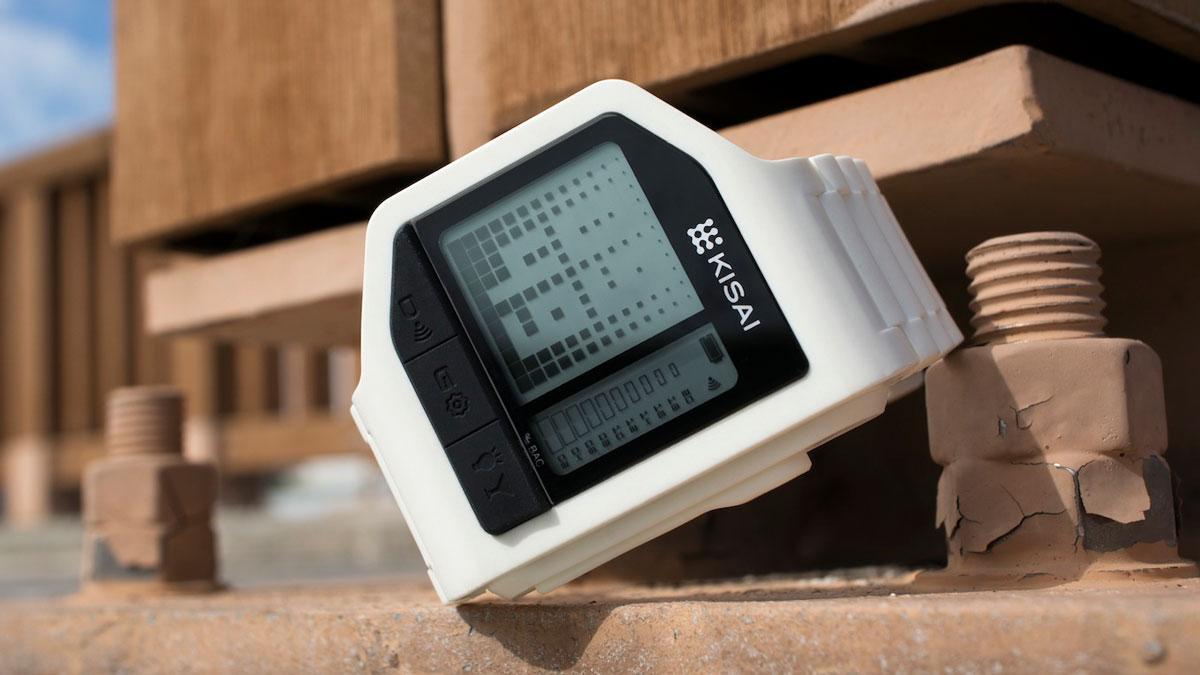 TokyoFlash Breathalyzer Watch