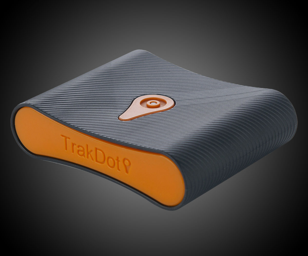 Trakdot Smart Luggage Tracker Amp Subscription
