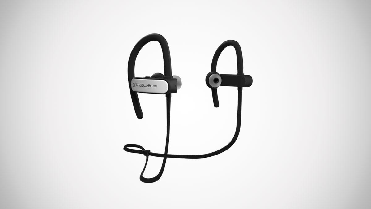 Treblab xr800 sports bluetooth earphones - bluetooth earphones overear