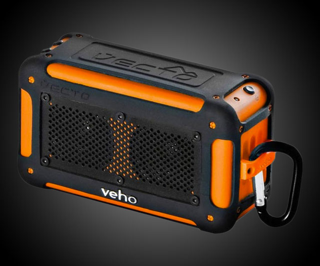 Vecto Bluetooth Speaker Amp Charging Station Dudeiwantthat Com