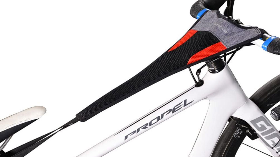 Bike Frame Sweat Net for Indoor Cycling